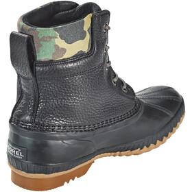 Sorel Cheyanne II Premium Boots Herr black/alpine tundra
